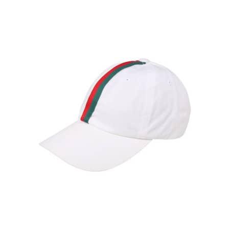 Stripe Dad Hat von FLEXFIT (Artnum: FX6245DS