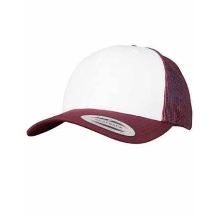 Retro Trucker Colored Front von FLEXFIT (Artnum: FX6606CF