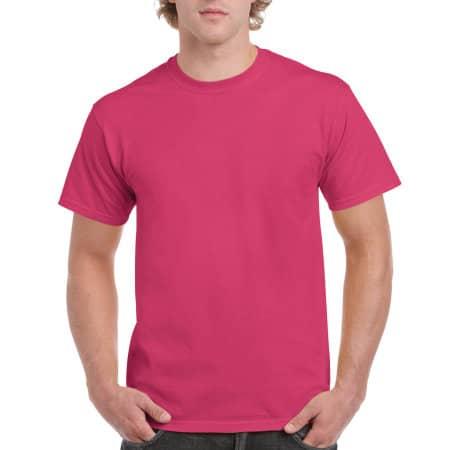 Ultra Cotton™ T-Shirt in Heliconia von Gildan (Artnum: G2000
