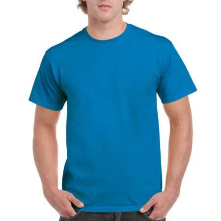Ultra Cotton™ T-Shirt in Sapphire von Gildan (Artnum: G2000