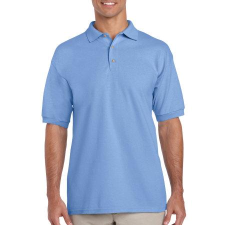 Ultra Cotton™ Piqué Polo in Carolina Blue von Gildan (Artnum: G3800