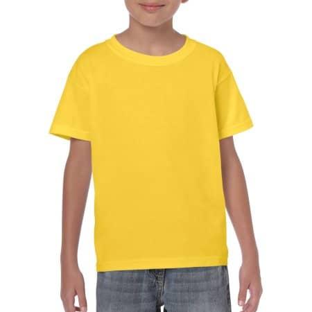 Heavy Cotton™ Youth T- Shirt in Daisy von Gildan (Artnum: G5000K