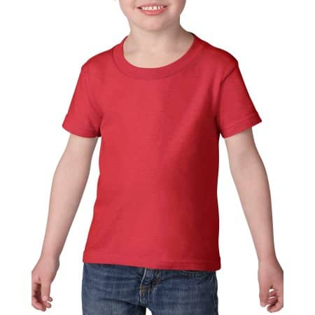Heavy Cotton™ Toddler T-Shirt von Gildan (Artnum: G5100P
