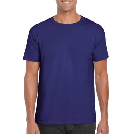 Softstyle® T- Shirt in Cobalt von Gildan (Artnum: G64000