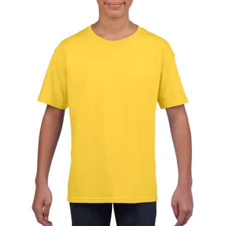 Softstyle® Youth T-Shirt von Gildan (Artnum: G64000K