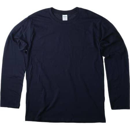 Softstyle® Long Sleeve T-Shirt von Gildan (Artnum: G64400