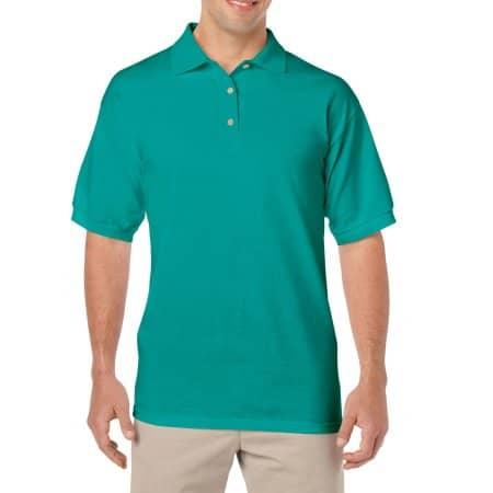 DryBlend® Jersey Polo in Jade Dome von Gildan (Artnum: G8800