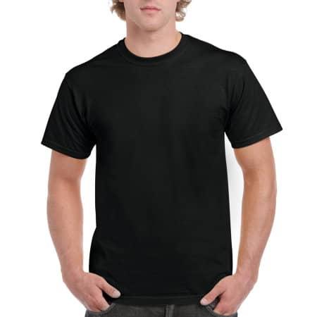 Hammer Adult T-Shirt in Black von Gildan (Artnum: GH000