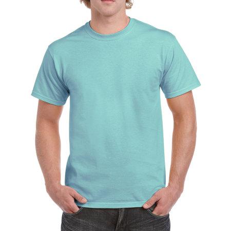 Hammer Adult T-Shirt in Chalky Mint von Gildan (Artnum: GH000