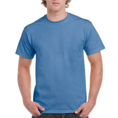 Hammer Adult T-Shirt in Iris von Gildan (Artnum: GH000