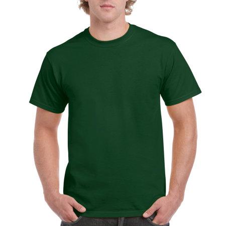 Hammer Adult T-Shirt in Sport Dark Green von Gildan (Artnum: GH000