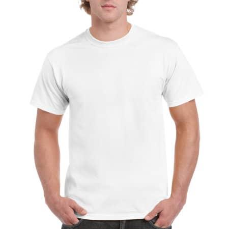 Hammer Adult T-Shirt in White von Gildan (Artnum: GH000