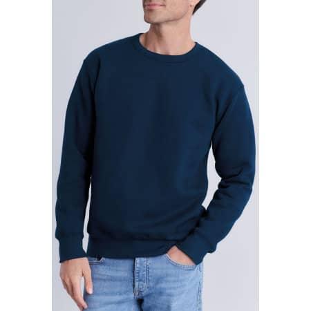 Hammer Adult Crew Sweatshirt von Gildan (Artnum: GHF000