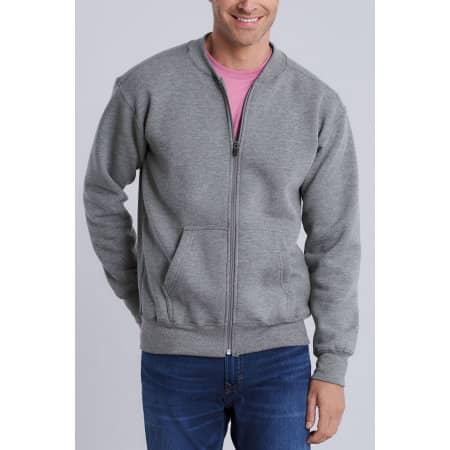 Hammer Adult Full Zip Jacket von Gildan (Artnum: GHF700