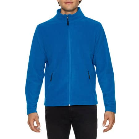 Hammer Unisex Micro-Fleece Jacket von Gildan (Artnum: GPF800