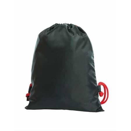 Drawstring Bag Flash von Halfar (Artnum: HF3051