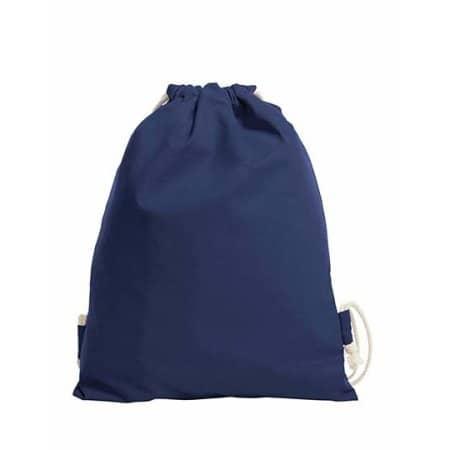 Drawstring Bag Earth von Halfar (Artnum: HF3057