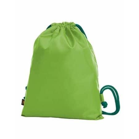 Taffeta Backpack Paint von Halfar (Artnum: HF3060