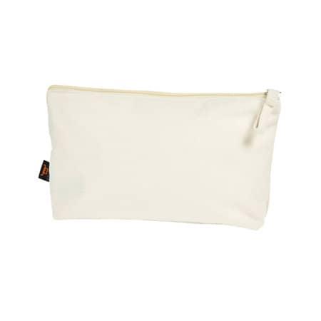 Zipper Bag Organic M von Halfar (Artnum: HF4012