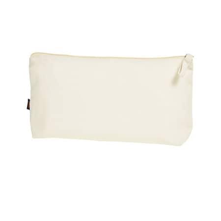 Zipper Bag Organic L von Halfar (Artnum: HF4013