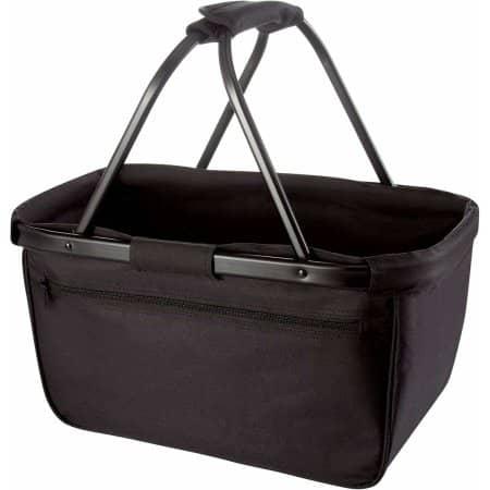 Shopper Blackbasket von Halfar (Artnum: HF7777