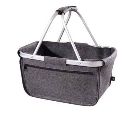 Felt Shopper Basket von Halfar (Artnum: HF8800