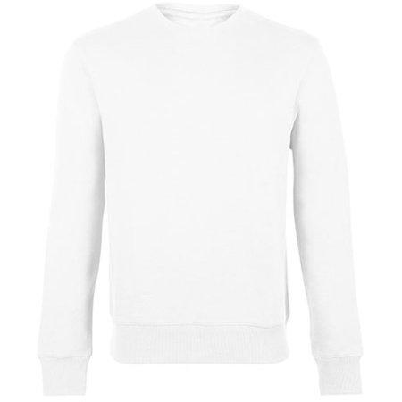 Unisex Sweatshirt in White von HRM (Artnum: HRM902