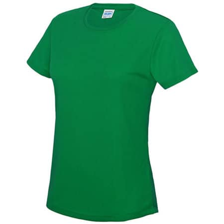 Girlie Cool T in Kelly Green von Just Cool (Artnum: JC005