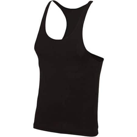 Cool Muscle Vest in Jet Black von Just Cool (Artnum: JC009