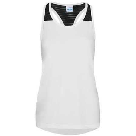Girlie Cool Smooth Workout Vest von Just Cool (Artnum: JC027