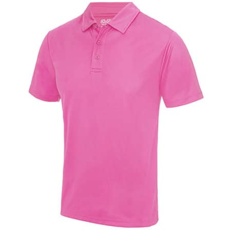 Cool Polo in Electric Pink von Just Cool (Artnum: JC040
