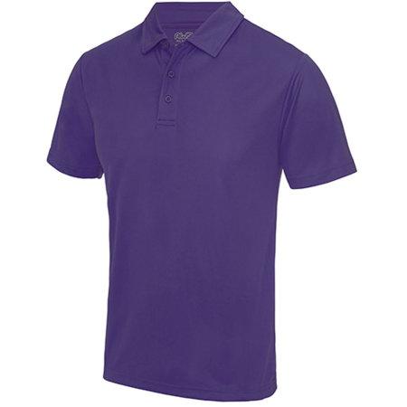 Cool Polo in Purple von Just Cool (Artnum: JC040