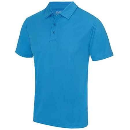 Cool Polo in Sapphire Blue von Just Cool (Artnum: JC040