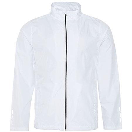 Cool Running Jacket in Arctic White von Just Cool (Artnum: JC060
