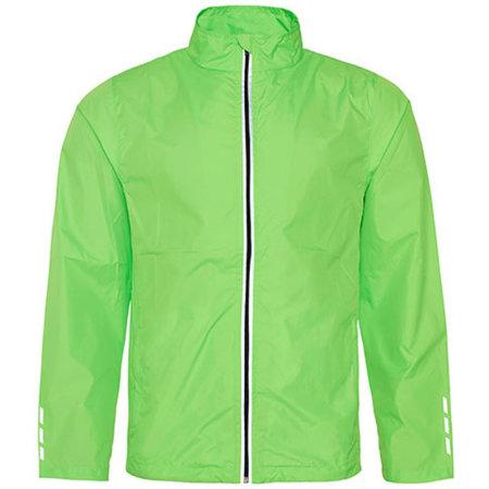 Cool Running Jacket in Electric Green von Just Cool (Artnum: JC060