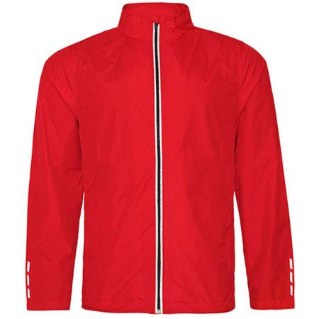 Cool Running Jacket in Fire Red von Just Cool (Artnum: JC060