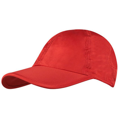 Ultralight Cap in Fire Red von Just Cool (Artnum: JC091