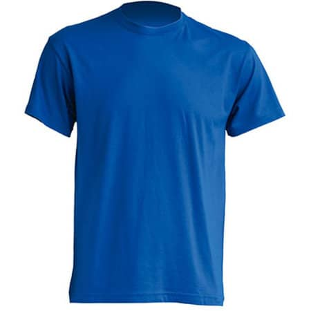 Regular T-Shirt in Royal Blue von JHK (Artnum: JHK150