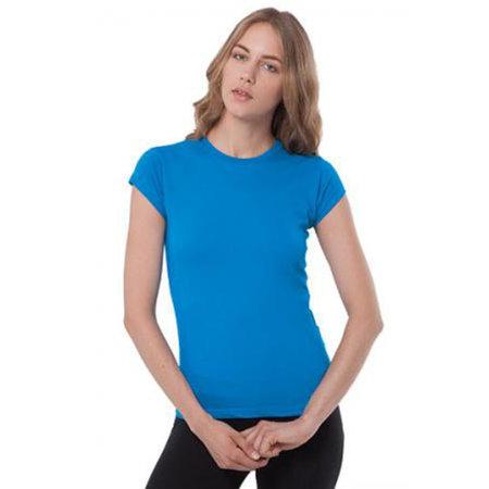 Womens Regular T-Shirt von JHK (Artnum: JHK151