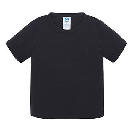 Baby T-Shirt in Black von JHK (Artnum: JHK153K