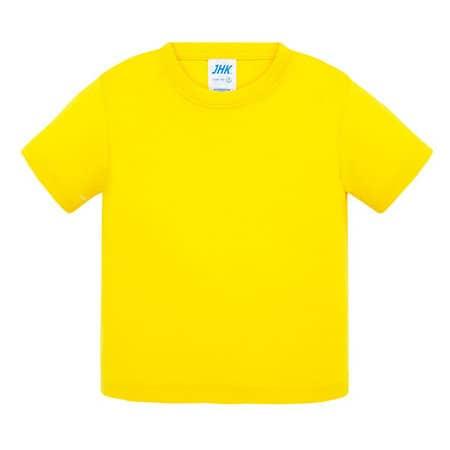 Baby T-Shirt in Gold von JHK (Artnum: JHK153K