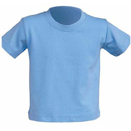 Baby T-Shirt in Sky von JHK (Artnum: JHK153k