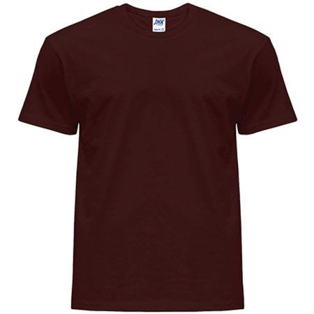Regular Hit T-Shirt in Cardinal von JHK (Artnum: JHK170
