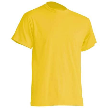 Regular Premium T-Shirt in Gold von JHK (Artnum: JHK190