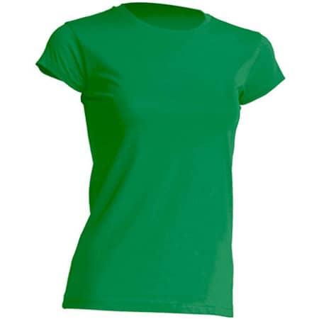 Ladies` Regular Premium T-Shirt von JHK (Artnum: JHK240