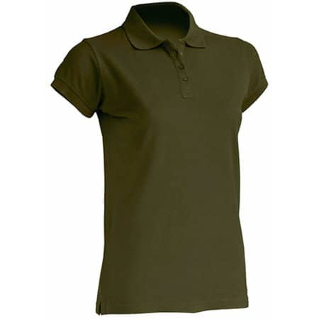 Polo Regular Lady in Khaki von JHK (Artnum: JHK511