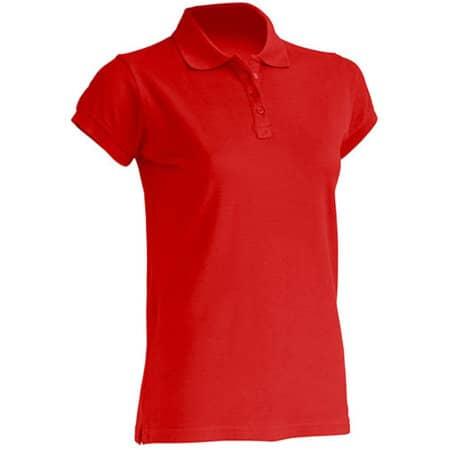 Polo Regular Lady in Red von JHK (Artnum: JHK511