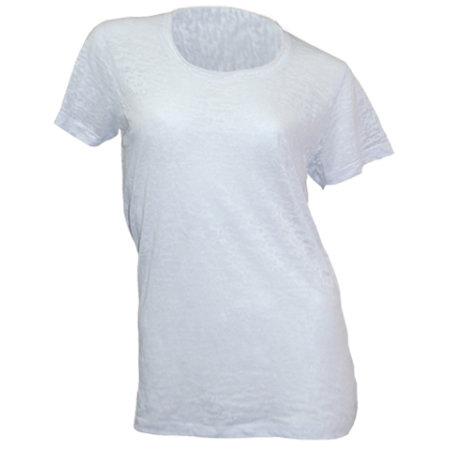 Subli Burn Out T-Shirt von JHK (Artnum: JHK701