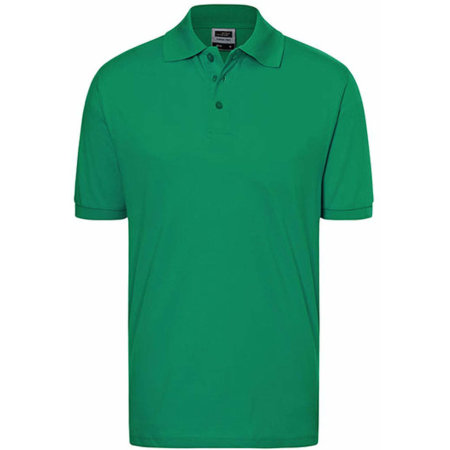 Classic Polo in Irish Green von James+Nicholson (Artnum: JN070