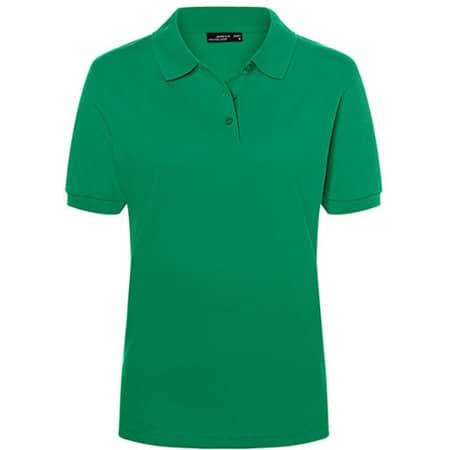 Classic Polo Ladies in Irish Green von James+Nicholson (Artnum: JN071